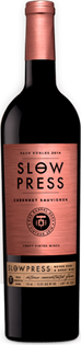 Slow Press Cabernet Sauvignon 2015 750ml